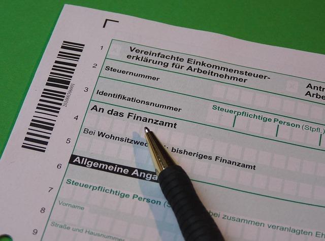 Daňové třídy v Německu
