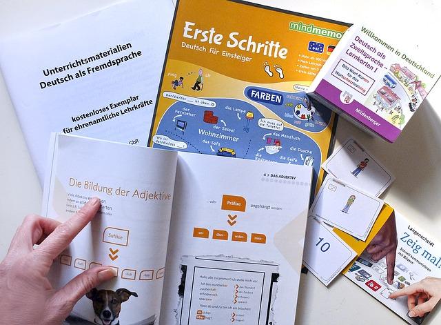 proč se učit německy