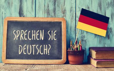 Jak se naučit německy? Zn. Rychle.