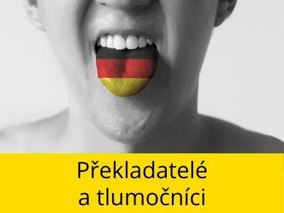 Překladatelé a tlumočníci do němčiny