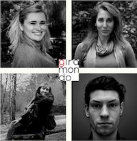 Lili, Eli, Petra a Christian z Giramonda